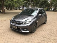 Jual Honda Brio Satya: BRIO E SATYA MT 2017 hitss buat anda