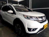 Jual Honda BR-V 1.5 E CVT AT 2016 Putih