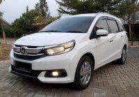 Honda: Mobilio 2017/2018 E Matic km 20rb ASLI RECORD, Mobilio Putih (2.jpg)