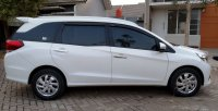 Honda: Mobilio 2017/2018 E Matic km 20rb ASLI RECORD, Mobilio Putih (4.jpg)