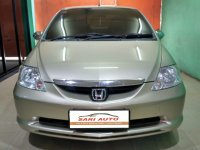 Jual Honda City i-DSI 1.5 Manual Thn 2004 Sedan