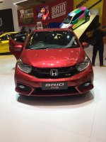 Brio Satya: Kredit mobil baru Honda Brio S manual 2019 paket kredit palunggg murah