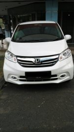 Jual Over Kredit Honda Freed S T 2015 Putih