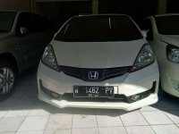 Jual Jazz: Honda jaz RS mt 2012