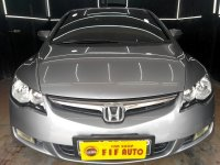 Jual Honda All New Civic 1.8 CVT AT 2007 Abu Abu