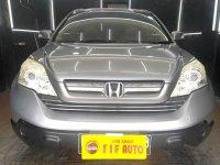 Jual CR-V: Honda CRV 2.0 Autometic 2008 Abu abu metalik