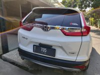 Jual CR-V: Honda CRV Turbo 1.5 L 2017 Low KM Mulus