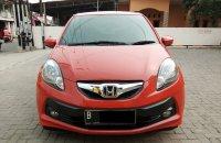 Honda Brio E cvt 2014/2015 KM Low DP11