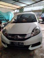 Jual Honda Mobilio type s th 2014 putih
