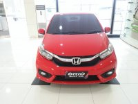 Jual Brio Satya: Promo Diskon Awal Tahun  Honda Brio E CVT