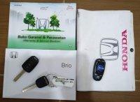 Honda Brio Satya: Brio km 30rb record Matic 2017, Brio Abu, Brio  Matic (10.jpg)