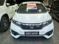 Honda: Jazz RS 2017 AT km 18 rb asli
