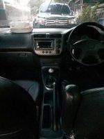 Jual Honda Civic Vti 1,7 MT Tahun 2001 plat B