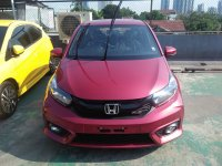 Jual Promo Awal Tahun Honda Brio RS Jabodetabek