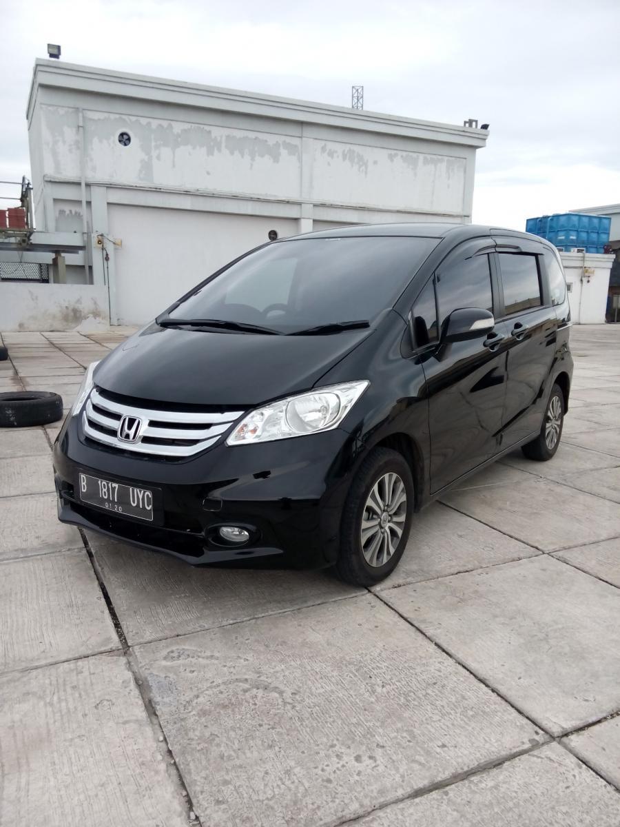 Honda Freed psd at 2015 hitam tgn 1 dsri baru km 8rb ...