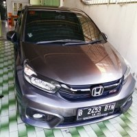 Jual Honda Brio RS 1.2 matic 2018