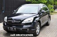 FOR SALE Honda CR-V AT 2009 i-VTech 2000CC KM 77.000 Hitam