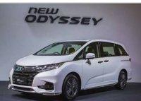 Jual Honda: (Mobil Baru) ODYSSEY 2.4L PROMO Akhir Tahun