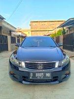 Jual 2008 Honda Accord 2.4 VTi-L Sedan Mulus dan Terawat