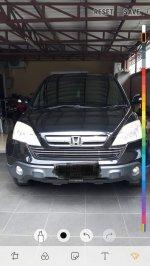 CR-V: Jual cepat BU- Honda Crv 2008