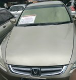 Jual Honda Accord 2004 AT