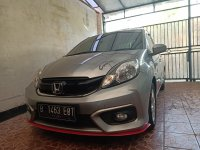 Jual Honda Brio e 2016 manual