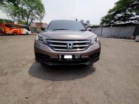 Jual Honda CR-V 2.0 AT Coklat 2013