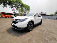 Jual Honda CR-V Turbo 1.5 AT Putih