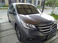 Jual Honda CR-V: Over kredit CRV 2.4 cc, 2014, Abu-abu metalik