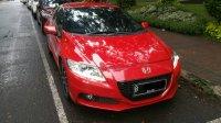 CR-Z Hybrid: Jual Honda CRZ Hybrid Merah Tahun 2013