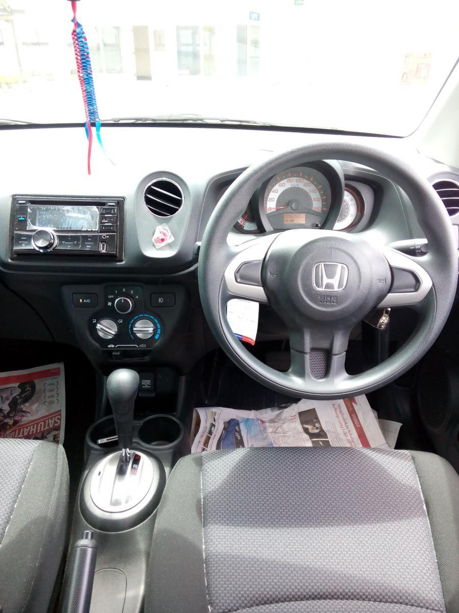 honda brio e matic with 3301 Honda Brio E Matic 2015 Putih Km 6 Rban on 4926422 besides 908980 further 4648810 further 3812806 likewise Cutting Sticker Honda Brio.
