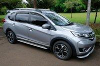 Jual BR-V: Honda BRV 1.5 Prestige e CVT 2016 AT | Silver | KM 34k | 177 jt nego