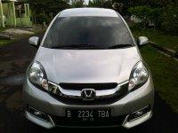 Jual Honda Mobilio E CVT Prestige 1.5cc Automatic Th.2014