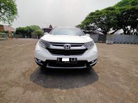 Jual Honda: CR-V TURBO 1.5 AT PUTIH 2018