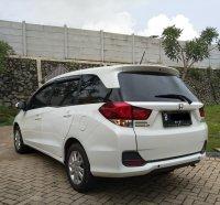 Honda: Mobilio MATIC Bebas Banjir km rendah 48rb ASLI RECORD, Mobilio Putih (3.jpg)