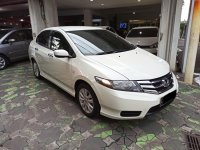 Jual Honda City S Automatic 2012