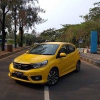 Jual Promo Kredit Honda Brio RS Dp Super Ringan