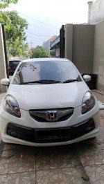 Honda: JUAL CEPAT!! [ISTIMEWA] Brio Satya E Manual Putih 2014