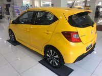Jual Honda: Dp dan angsuran murah BRIO E CVT 2020