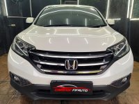 Jual CR-V: Honda Grand New CRV 2.4 AT 2013 Putih