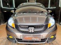 Honda Mobilio 1.5 E CVT AT 2014 AT Abu Abu