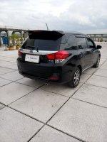 Jual Honda mobilio matic 2016 hitam