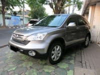 Jual CR-V: Honda CRV 2.4 At 2007