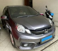 Jual Honda Brio E CVT (AT) 2018 Pribadi KM 9300, Jok Kulit,Ext Service 2021