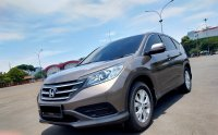 Jual Honda CR-V AT Coklat 2013