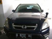 Jual HONDA CR-V 2WD AT Tahun 2003