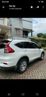Honda: Di jual mobil pribadi CR-V THN' 15