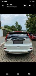 Honda: Di jual mobil pribadi CR-V THN' 15 (Screenshot_20200409_214407.jpg)
