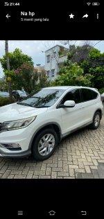 Honda: Di jual mobil pribadi CR-V THN' 15 (Screenshot_20200409_214402.jpg)