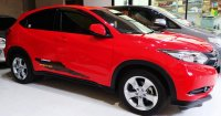 Honda HR-V: HRV S 2017 AT KM 8 rb Asli